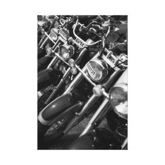 オートバイII キャンバスプリント