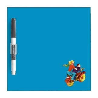 オートバイPin ホワイトボード