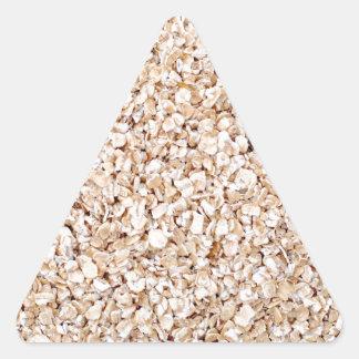 オートミール 三角形シール