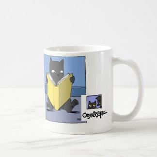 オートムギ本みみずのマグ コーヒーマグカップ