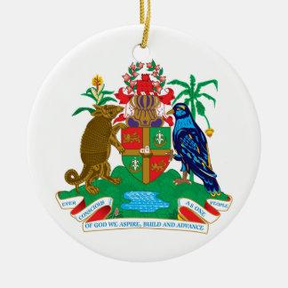 オーナメントGrenada*の紋章付き外衣 セラミックオーナメント