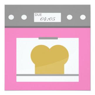 オーブンのパン カード