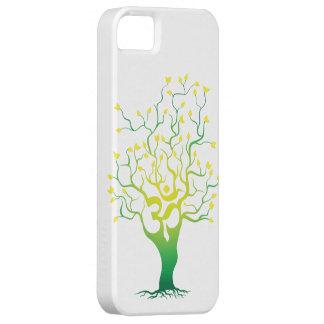 オームの木の箱 iPhone SE/5/5s ケース