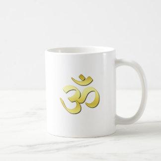 オームの記号 コーヒーマグカップ
