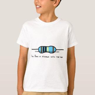 オームはこの1と強いです Tシャツ