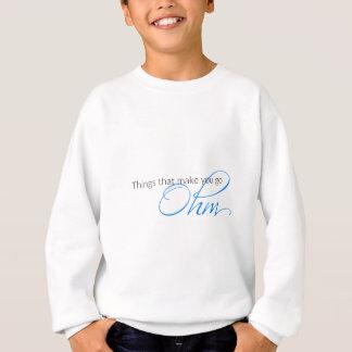 オーム-仏教の服装 スウェットシャツ