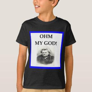 オーム Tシャツ
