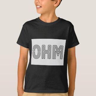 オーム!!! Vapersは…知っています Tシャツ