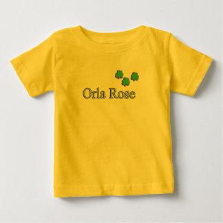 オーラは上がりました ベビーTシャツ