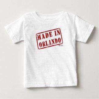 オーランドで作られる ベビーTシャツ