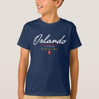 オーランドの原稿 Tシャツ