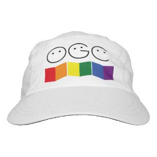 オーランドの陽気なコーラスの帽子 ヘッドスウェットハット