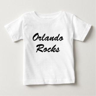 オーランドは私を!愛します!! ベビーTシャツ