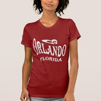 オーランドフロリダの暗闇のワイシャツ Tシャツ