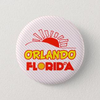 オーランド、フロリダ 缶バッジ