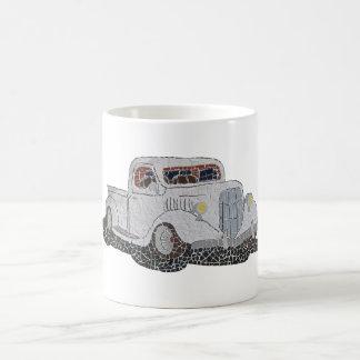 オーレトラックを取って下さい コーヒーマグカップ