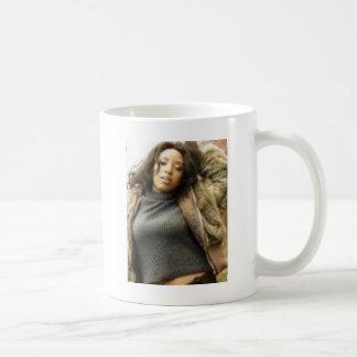 オーロラの火星 コーヒーマグカップ