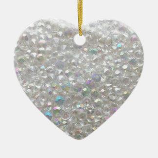 オーロラのBorealisの水晶のイメージ セラミックオーナメント