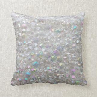 オーロラのBorealisの水晶の装飾的な装飾用クッション クッション