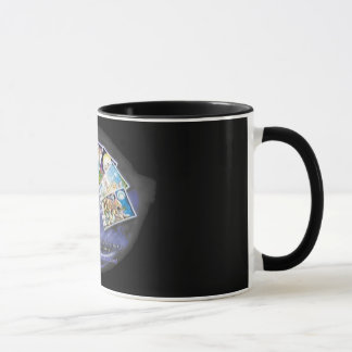 オーロラ専門の霊魂サービスコーヒー・マグ マグカップ