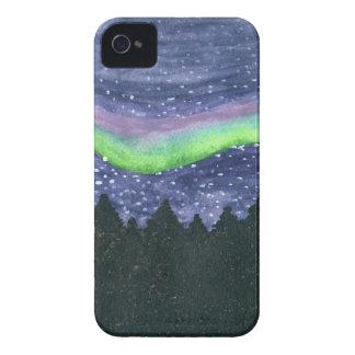 オーロラ Case-Mate iPhone 4 ケース