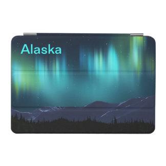 オーロラBorealis iPad Mini カバー