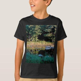 オー・クレアのデル Tシャツ