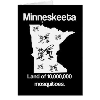 カおもしろいなMNカードのMinneskeetaの土地 カード