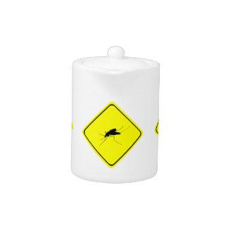 カの警告標識の迷惑の昆虫か虫の害虫