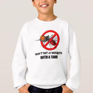カはタンクとのそれに当りません スウェットシャツ