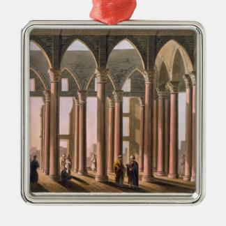 カイロの城のヨセフのホールは、31をのためのめっきします メタルオーナメント