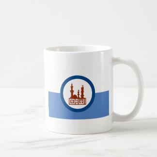 カイロの旗 コーヒーマグカップ