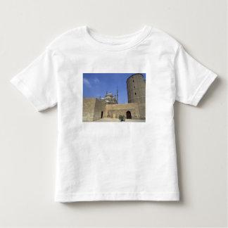 カイロの砦のモハメッドアリのモスク、 トドラーTシャツ