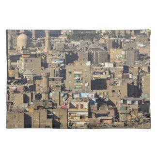カイロの都市景観 ランチョンマット