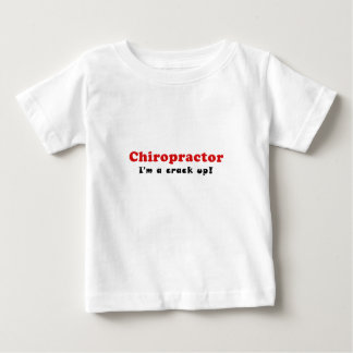 カイロプラクターImひび ベビーTシャツ
