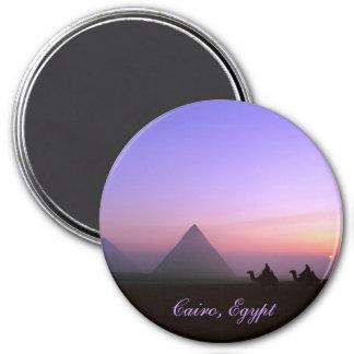 カイロ、エジプト マグネット