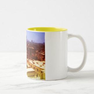 カイロ ツートーンマグカップ