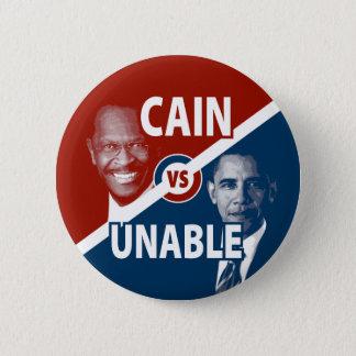 カイン対ないヘルマンカインのキャンペーンボタン 5.7CM 丸型バッジ
