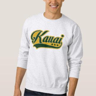 カウアイ島ハワイ スウェットシャツ