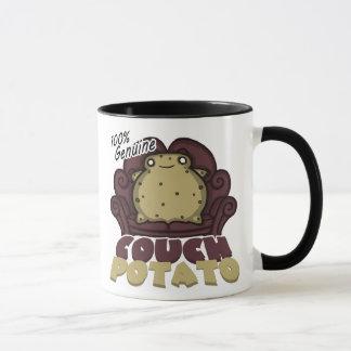カウチ・ポテト族のマグ マグカップ
