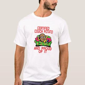 カウチ・ポテト族 Tシャツ