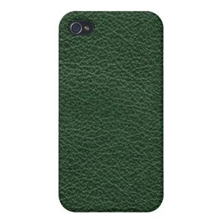 カウボーイのハンターの革プリントのSpeckの場合のiPhone 4 iPhone 4/4S Case