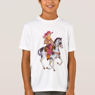 カウボーイの子供 Tシャツ
