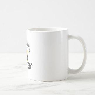 、カウボーイ移動して下さい コーヒーマグカップ