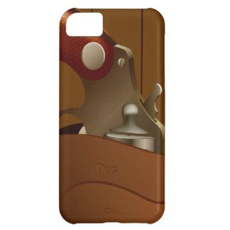 カウボーイ銃のホルスターのiPhone 5cケース iPhone5Cケース