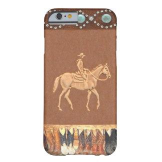 """""""カウボーイ""""の西部のiPhone6ケース iPhone 6 ベアリーゼアケース"""