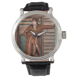 カウボーイ 腕時計