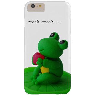 カエルさんとハート BARELY THERE iPhone 6 PLUS ケース