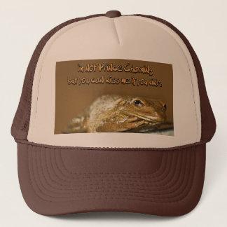カエルのキス キャップ