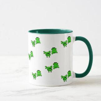 カエルのマグ マグカップ